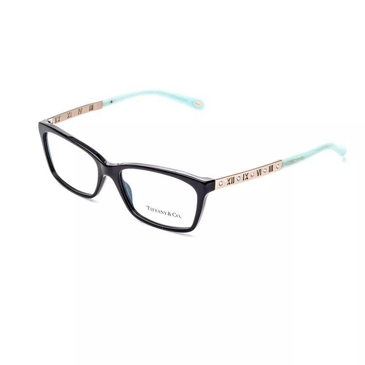 84a5b6f2b Oculos de Grau Tiffany 2103 Preto New Atlas Original - oticaswanny