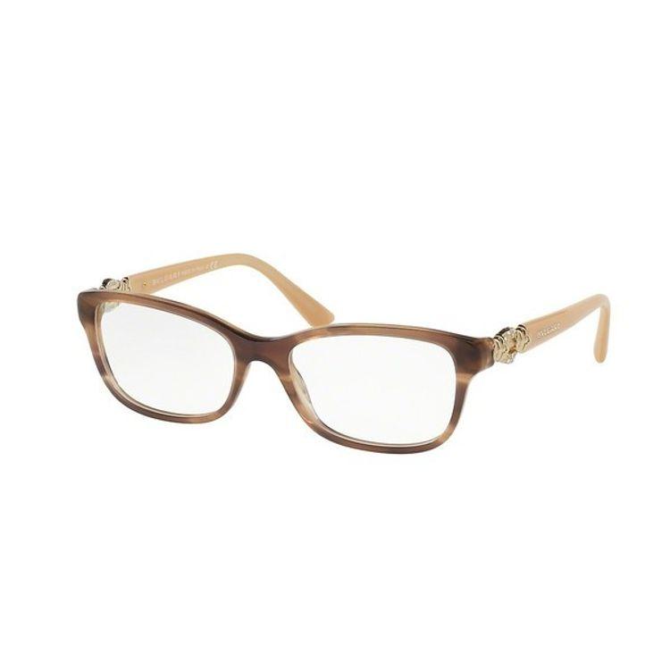 ad85246b22c23 Oculos de grau Bvlgari 4131B 501 Original - oticaswanny
