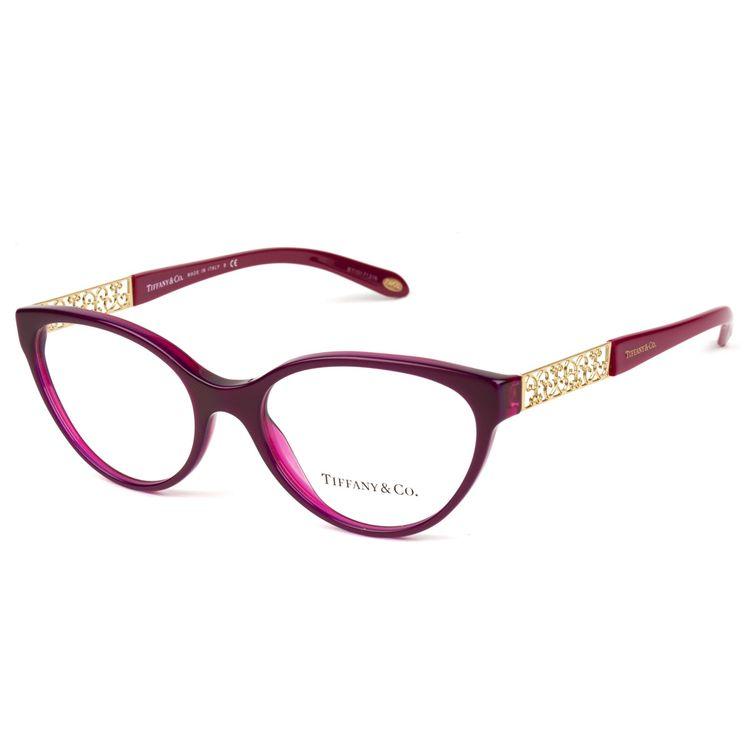 38bebb1467 Oculos de Grau Tiffany 2129 Vinho - oticaswanny