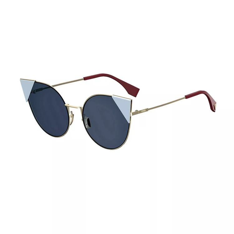 415563cfede23 Oculos de Sol Fendi Lei 190 000A9 Original - oticaswanny