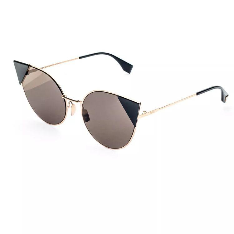 8c239f9988cc3 Oculos de Sol Fendi Lei 190 0002M Original - oticaswanny