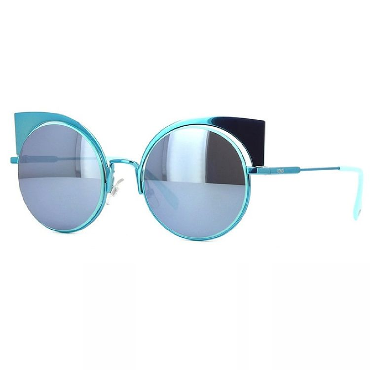 Oculos de Sol Fendi Eyeshine 177 W5I Original - oticaswanny fc87646e55