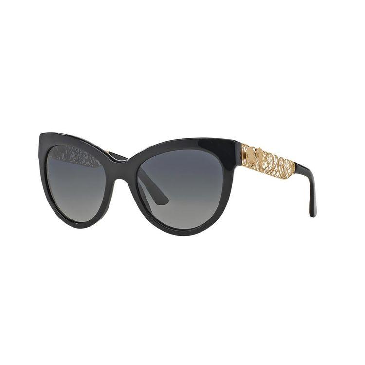 Oculos de sol Dolce Gabbana 4211 Preto - oticaswanny 78822685d6
