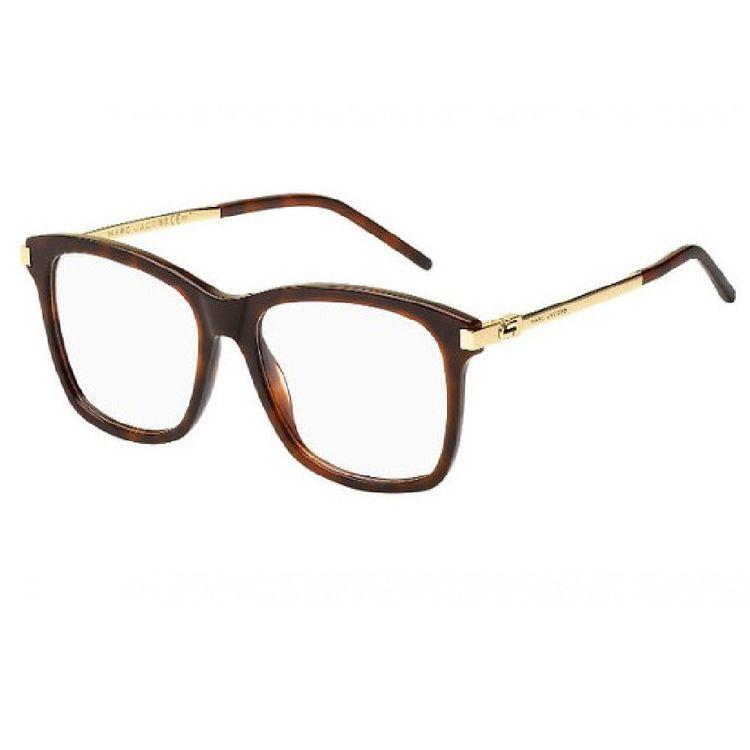 6cb449e8b Oculos de Grau Marc Jacobs 140 Tartaruga Dourado - oticaswanny