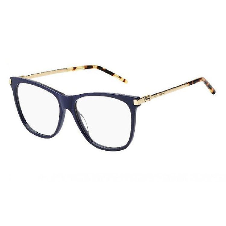 5711319d120d5 Oculos de Grau Marc Jacobs 144 Azul Dourado - oticaswanny