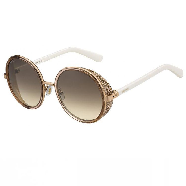 d1e50367d47db Oculos de Sol Jimmy Choo Andie 1KHCC Original - oticaswanny