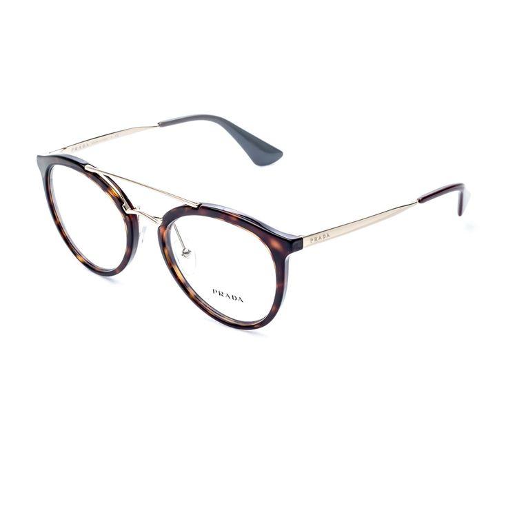 55bec2591e8a3 Oculos de grau Prada Cinema Evolution 15TV 2AU1O1