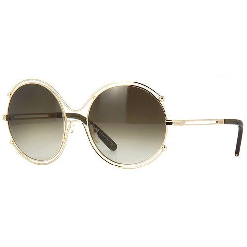 Oculos de sol Chloe 122 Original - oticaswanny defdbc7c18