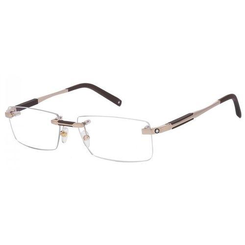 8bd0298f29b09 Oculos de grau Mont Blanc 349 028 - oticaswanny
