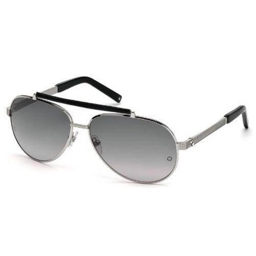 Oculos de Sol Mont Blanc 454 16B Original - oticaswanny 288848696a