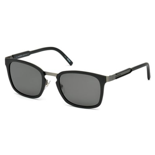 Oculos de sol Mont Blanc 591 Preto - oticaswanny e73eb10347