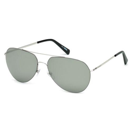 7baf88429f83b Oculos de sol Mont Blanc 595 Cinza - oticaswanny