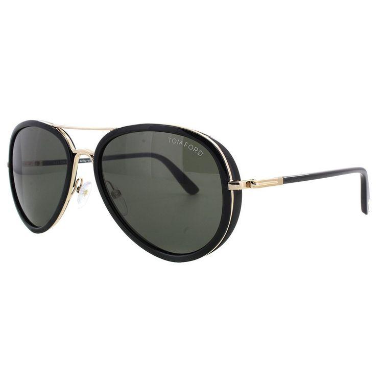 Oculos de Sol Tom Ford Miles 341 Preto - oticaswanny 8028ced3d1