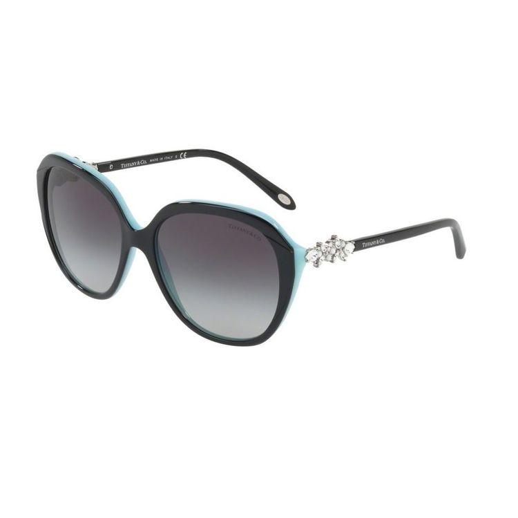 ace73623b Oculos de sol Tiffany 4132HB Preto Original - oticaswanny
