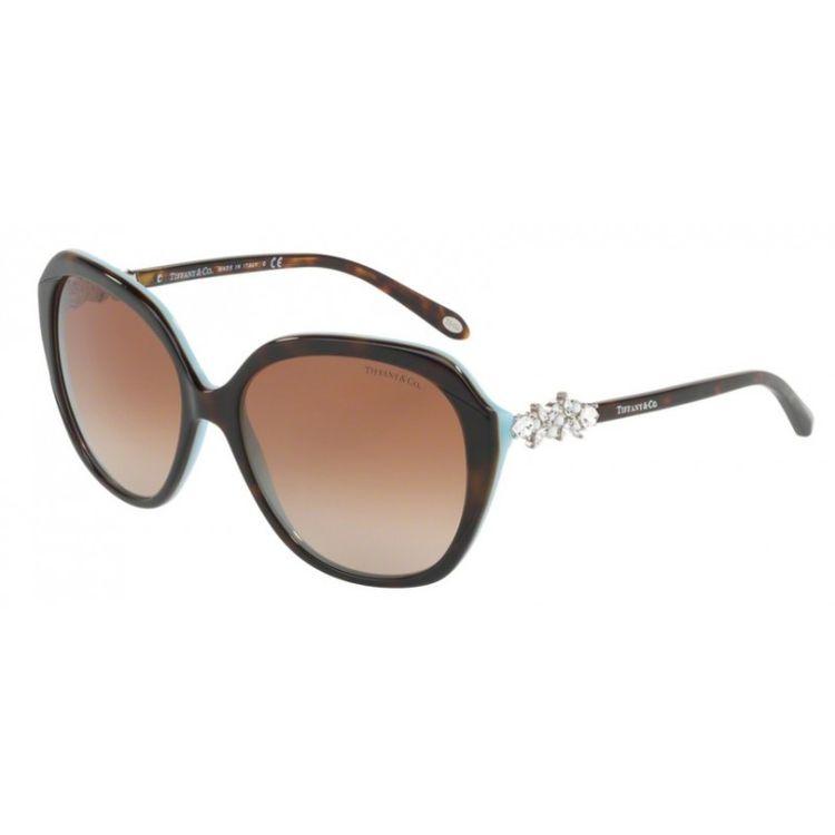 Oculos de sol Tiffany 4132HB Tartaruga Original - wanny 3de2b182f4