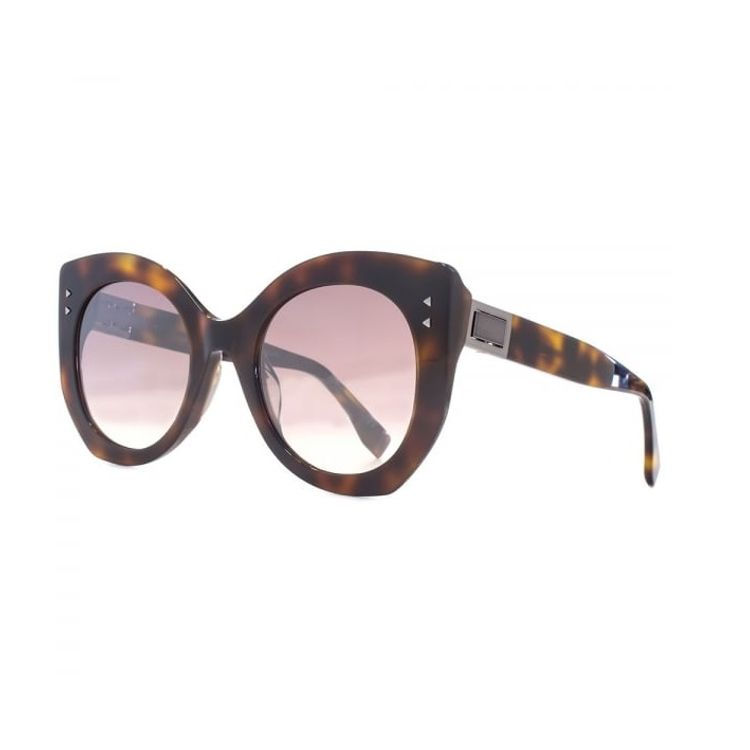 2649f1366f2a1 Oculos Solar Fendi Peekaboo 265 Original - oticaswanny