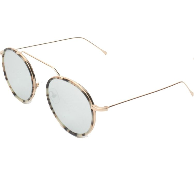b6ceb5d19 Oculos de Sol Illesteva Wynwood Ace Prata Espelhado Havana - oticaswanny