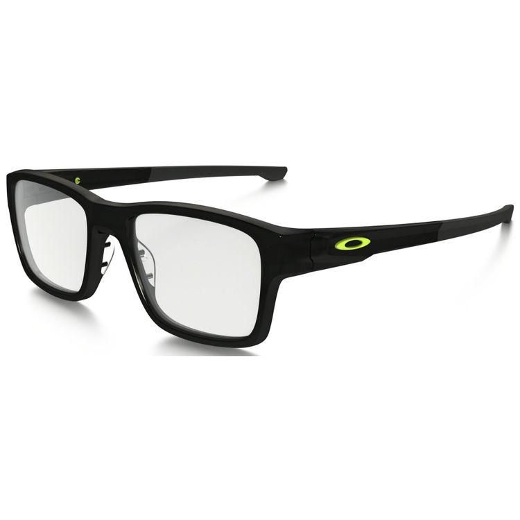 2e1b6b5f4 Oculos de Grau Oakley Splinter 8077 Preto Retina Burn - oticaswanny