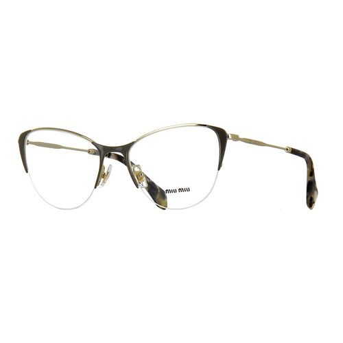 Oculos de grau Miu Miu 50OV Metal UBQ - oticaswanny 95fe27cfb6