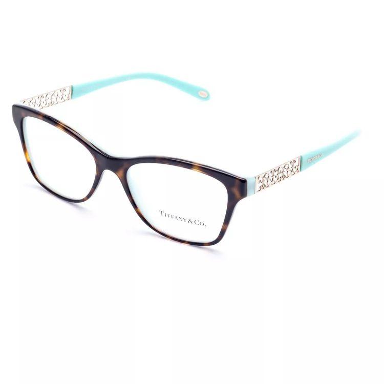 e9a04e5daf6b8 Oculos de Grau Tiffany Enchant 2130 Tartaruga Dourado - oticaswanny