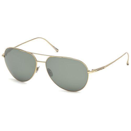 Oculos de Sol Mont Blanc 657 32Q Original - wanny d3971d06ac