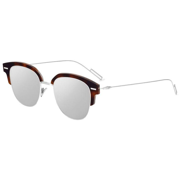 Oculos de Sol Dior Tensity Espelhado Prata Original - oticaswanny 553287bfe4