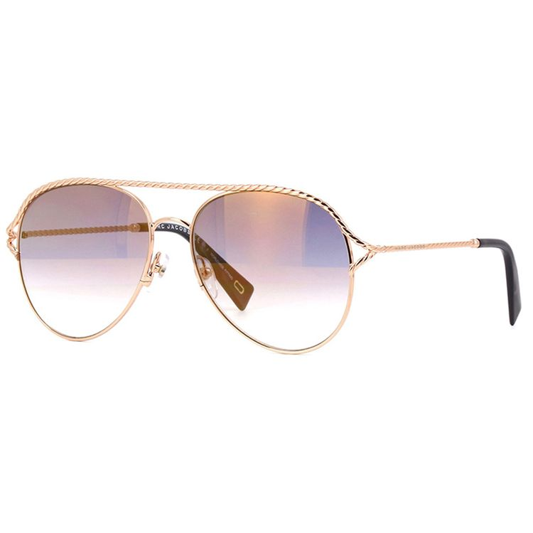 Oculos de Sol Aviador Marc Jacobs 168 Espelhado - oticaswanny 13d19ff269