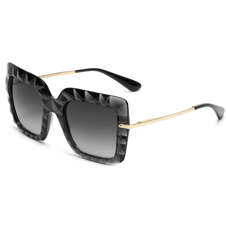Oculos Dolce Gabbana 6111 Cinza Original - oticaswanny fd23018341