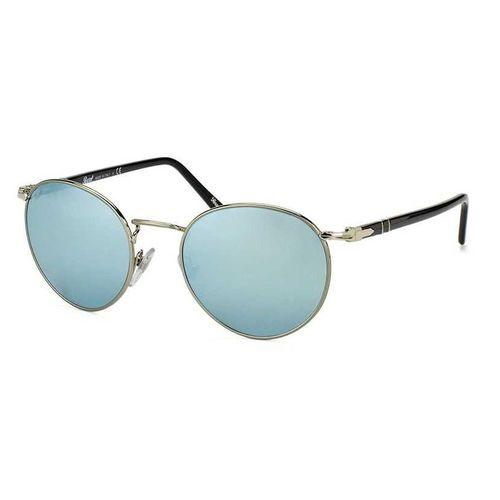 Fashion-Sunglasses---Persol-PO-2388S-1039-30-133mm---Silver-Black-Women-s-Sunglasses
