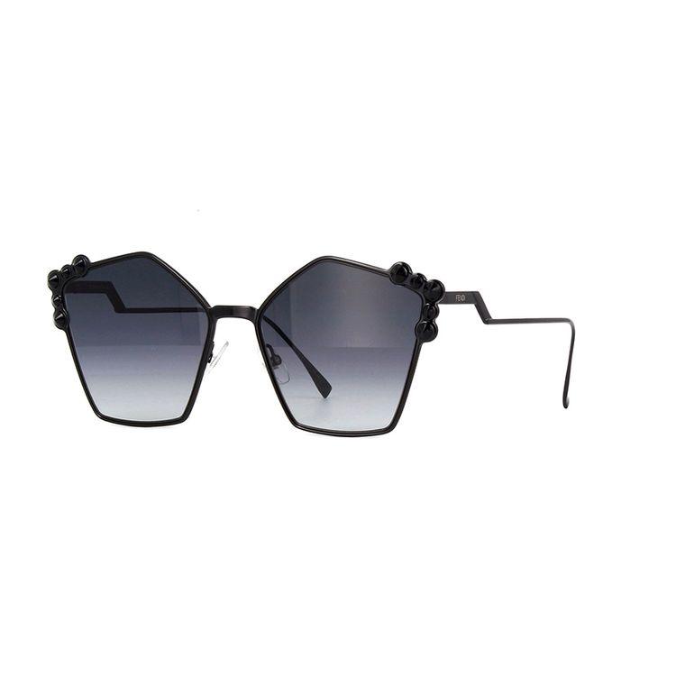 3b00af42c Fendi Can Eye 0261 Preto - Compre online - oticaswanny
