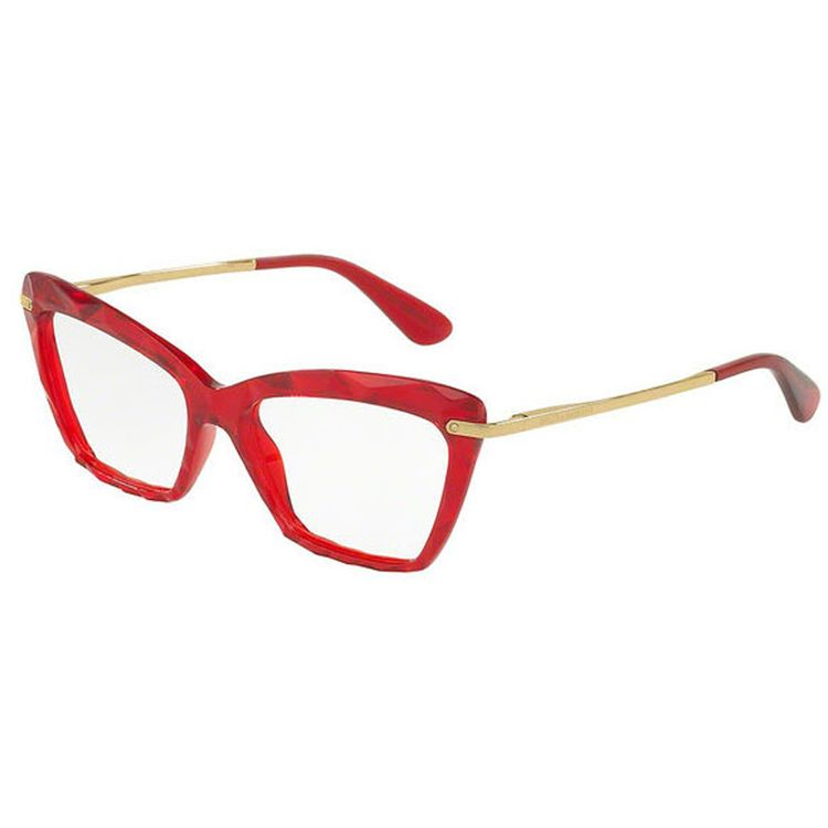 Armacao Dolce Gabbana Vermelha Original - oticaswanny bba137b5f2