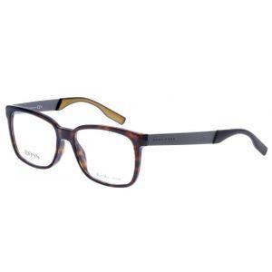 4c3bef850fa55 Óculos de Grau Hugo Boss Fumê – wanny