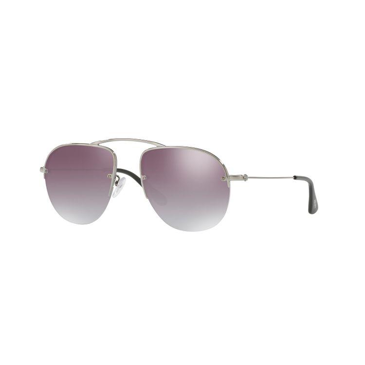 2f7f9c06961e4 Oculos de sol Prada 58OS 5AV6T2 - Compre Online - oticaswanny