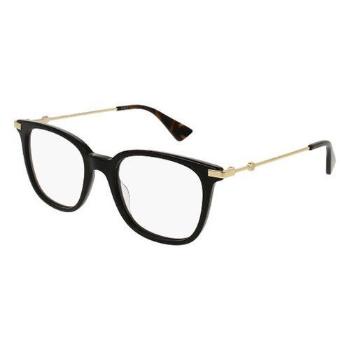 Oculos de grau Gucci 110O 001 - Compre Online - oticaswanny b80b06816d