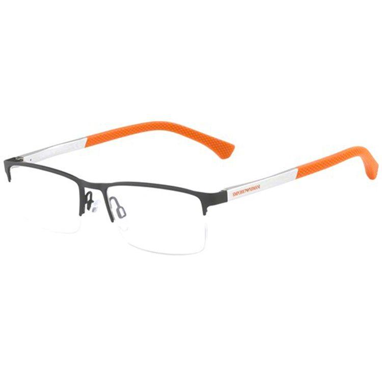 Oculos de Grau Emporio Armani 1041 Laranja Grafite - oticaswanny 5a377a1e5f