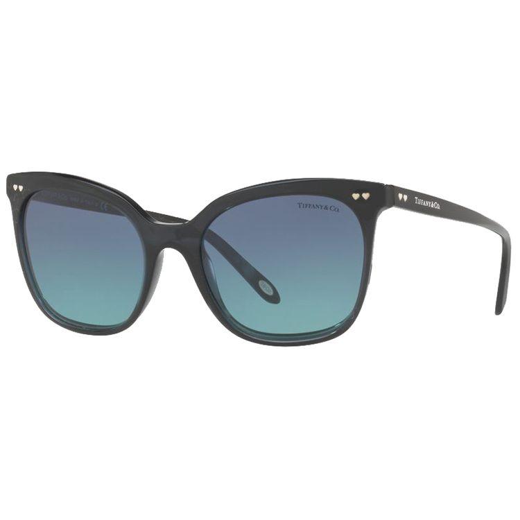 Oculos de Sol Tiffany Heart 4140 Preto Azul Original - oticaswanny 0f8d503fe1