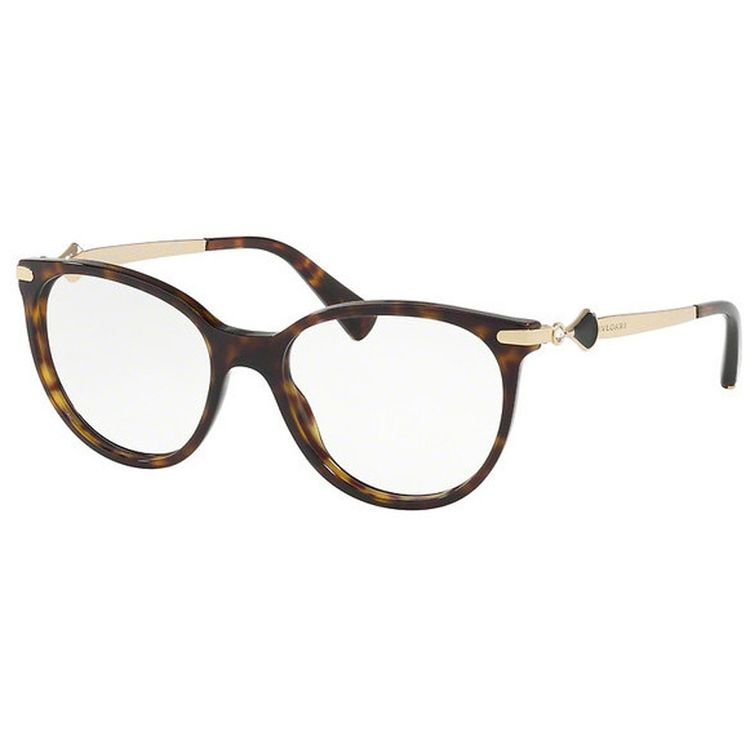 Armacao para Oculos de Grau Bvlgari 4143B Tartaruga - oticaswanny 8d8214b560