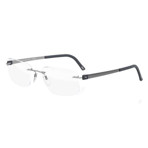 da2275d1d496d Oculos de Grau SILHOUETTE 5448 6050 Original - oticaswanny