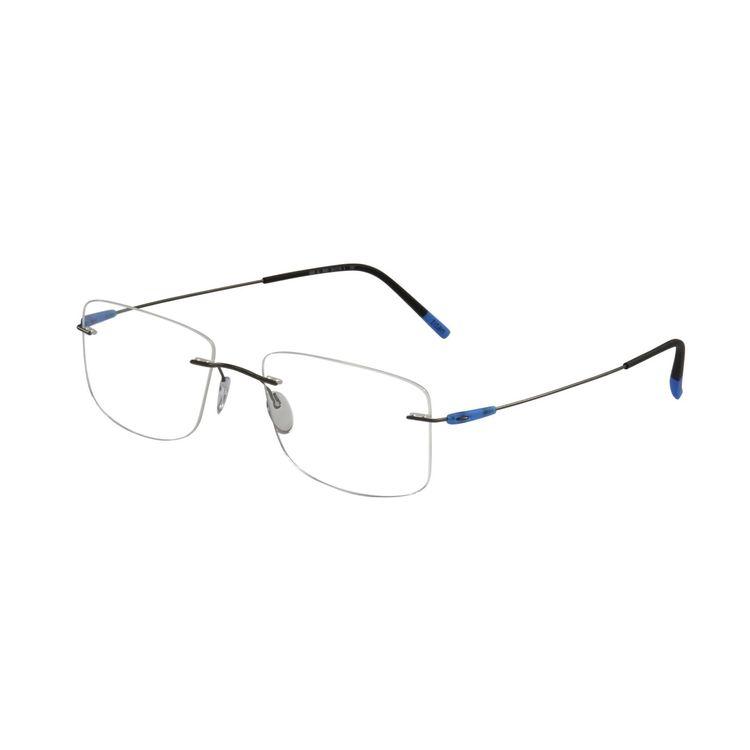 Oculos de Grau SILHOUETTE 5500 7000 Original - oticaswanny 44525a74cd
