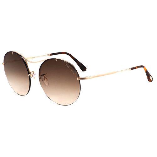 Oculos Tom Ford 565 28F - Compre Online - oticaswanny 8a16a083fb