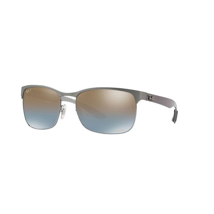0a264e4ef Oculos de Sol Ray Ban 8319CH 9075J0 Original - oticaswanny