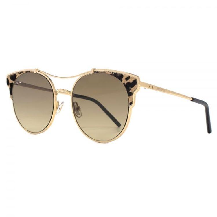 b233f5b4e Jimmy Choo Lue XMG Oculos de Sol Original - oticaswanny