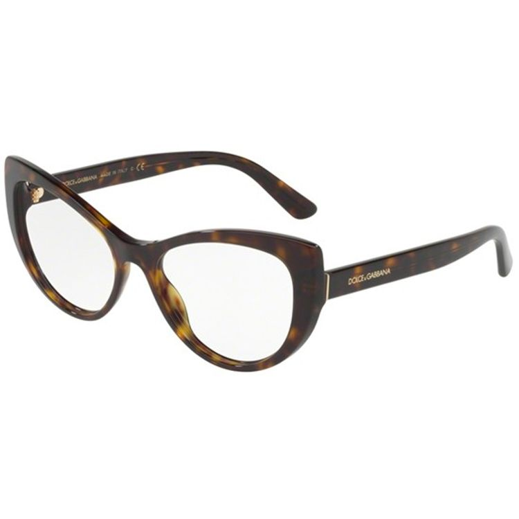 ed0e9876459ec Dolce Gabbana 3285 502 Oculos de Grau Original - oticaswanny