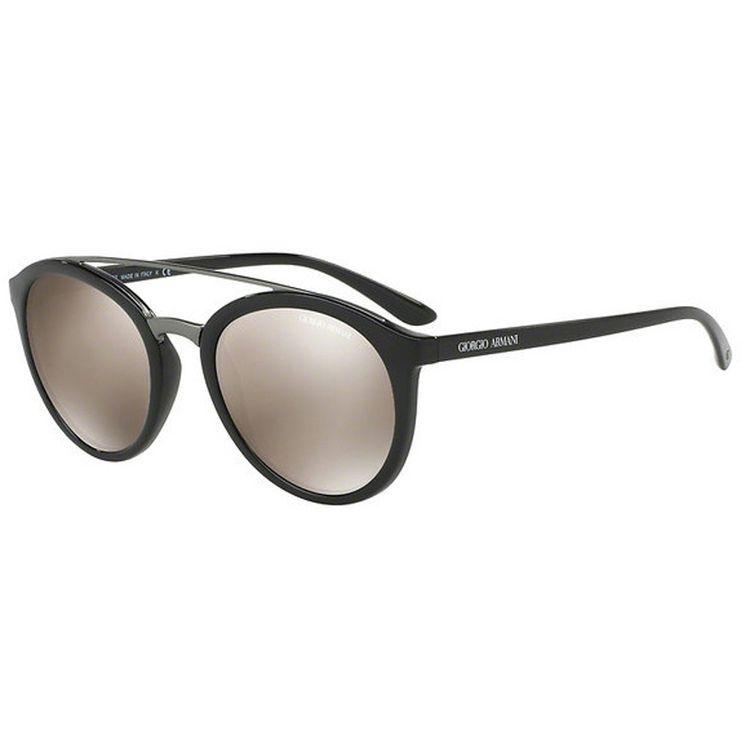 324f8e8f3 Oculos Giorgio Armani 8083 Preto Espelhado Original - oticaswanny