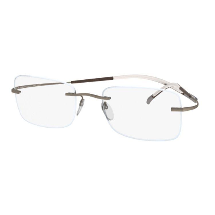 20e1add5c0637 Oculos de grau Silhouette TMA Icon 7578 Original - oticaswanny