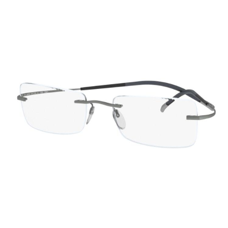 233b468ffdad2 Oculos de grau Silhouette TMA Icon 7579 Original - oticaswanny