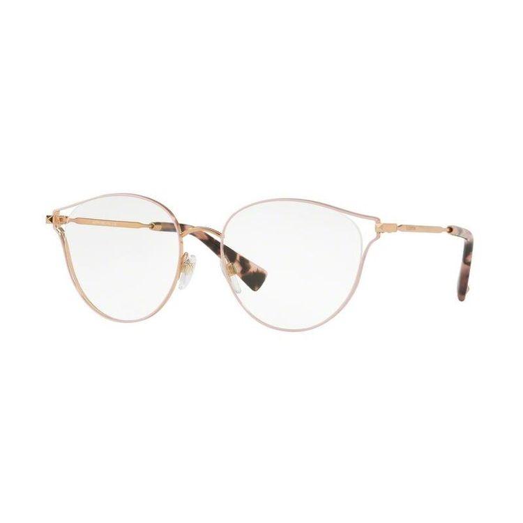 71107314d Valentino 1009 3030 Oculos de Grau Original - oticaswanny