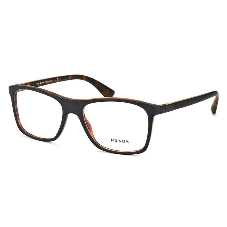 f555c296cd0a0 Oculos de Grau Prada 05SV Marrom Original - wanny