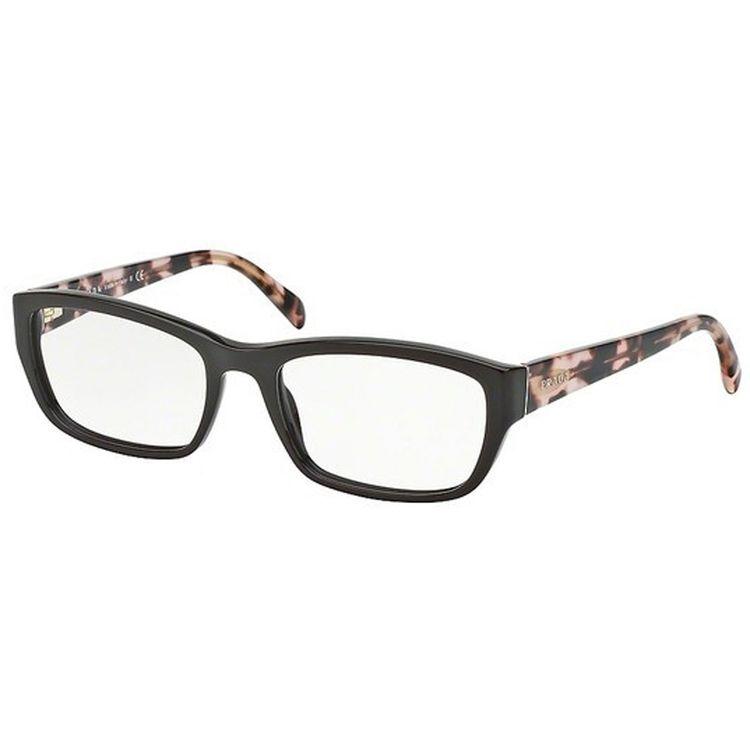 Oculos de Grau Prada 18OV Marrom Havana - oticaswanny 4876ff31e4