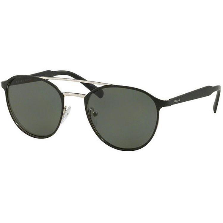 580bd7327 Oculos de Sol Prada 62TS Preto Polarizado - oticaswanny